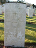 Headstone Photo, Tidworth Military Cemetery, January 2011 - No known copyright restrictions