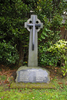 Memorial Cross, St Judes (Anglican) Church, St Jude Street, Avondale, Auckland (photo J. Halpin 2013) - This image may be subject to copyright