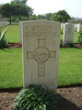 Headstone, Heliopolis War Cemetery, Egypt (photo B. Coutts, 2009) - This image may be subject to copyright