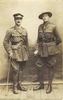 Portrait of Captain Frederick Varnham 10/2015 (right) and Captain Thomas Martin Wilkes 24/6, 17 December 1916. No known copyright restrictions.