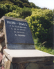 War Memorial on the Picton-Nelson road, name panel (photo P. McDermott) - This image may be subject to copyright