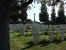 Cemetery view, Bath (Haycombe) Cemetery, Somerset, England (G. Fortune 5005) - Image has All Rights Reserved
