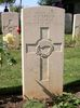 Headstone, Cassino War Cemetery (Photograph: 2008) - This image may be subject to copyright