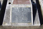 Image of Gravestone at Mangere Lawn Cemetery provided by Paul Baker July 2013 - No known copyright restrictions