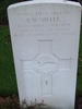 Headstone, Upper Heyford Cemetery, Oxfordshire, UK (G. Fortune 2005) - Image has All Rights Reserved