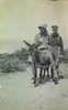 Photograph, Henderson at Gallipoli, leading a soldier on a donkey, from the J.G. Jackson Collection, Hocken library, University of Otago, Dunedin (Accession Number AG-577). Provided by Nigel Robson. - No known copyright restrictions