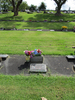 Grave, view at Papakura Cemetery provided by Sarndra Lees 2012 - Image has All Rights Reserved.