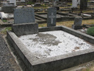 Grave, Linwood Cemetery (photo Sarndra Lees, January 2010) - Image has All Rights Reserved.