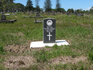 Headstone, Waikumete Cemetery, wide photograph (Photo S. Lees 2009) - No known copyright restrictions