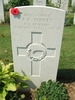 Headstone, Florence War Cemetery - This image may be subject to copyright