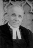 Portrait, Reverend Wilson (kindly provided by family) - No known copyright restrictions