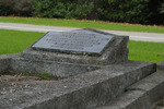 Headstone, view 2, O'Neill's Point Cemetery (photo J. Halpin 2011) - No known copyright restrictions