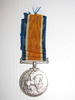 Medal of 40633 William Alfred Perreau (Photo by Sarndra Lees) - Image has All Rights Reserved.