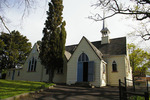 St Luke's Anglican Church, view of entry porch (photo J. Halpin 2010) - No known copyright restrictions