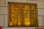 Memorial plaque, St Matthew-in-the-city Anglican Church (photo John Halpin November 2011) - CC BY John Halpin