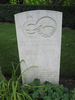 Headstone, Poznan Old Garrison Cemetery, Poland (kindly provided by Howard Buxton 2013) - This image may be subject to copyright