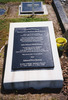 Family grave memorial, Rotorua Cemetery (photo Paul Baker 2010) - This image may be subject to copyright