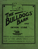 HMNZT 81 - Bulldogs' bark and Devon lyre : being the unofficial organ of the Right Wing, 24th Reinforcement. N.Z.E.F. Morgan, R.C. (Robert Carhampton), editor. Kiely, R.D. (Robert Dale), editor. -- Capetown : Printed by the Cape Times : 1917. No Known Copyright Restrictions.