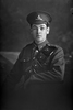 3/4 portrait of Gunner Hecla Overton Wallis with the New Zealand Field Artillery. (Photographer: Herman Schmidt, 1916|1917). Sir George Grey Special Collections, Auckland Libraries, 31-W2565. No known copyright.