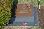 Gravestone at UN Cemetery Pusan, Korea for 204368 John McRae. No Known Copyright.