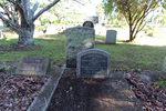 View, grave, Winifred (Freddy) Merelina Scott (22/59), Holy Trinity (Anglican) Church, Memorial Park, Otahuhu, Auckland. No Known Copyright.