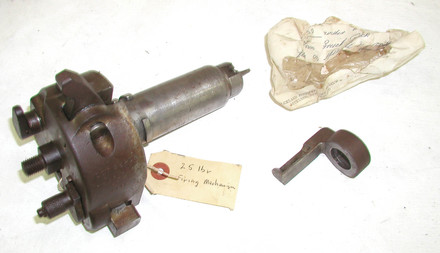 cannon, field parts A7021