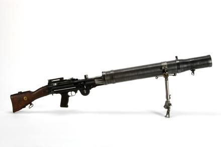 machine gun, light W1492