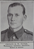 Portrait, Private Budge William Oliver (10/2459) from the Weekly News 1915. Kindly provided by Onward Project, Phil Beattie & Matt Pomeroy. No known copyright restrictions.
