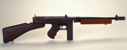 machine gun W1588