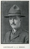 Portrait of J. J. Bishop. Auckland Grammar School chronicle. 1918, v.6, n.1. Image has no known copyright restrictions.