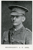 Portrait of A. H. Abel. Auckland Grammar School chronicle. 1918, v.6, n.2. Image has no known copyright restrictions.