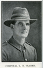 Portrait of L. H. Clarke. Auckland Grammar School chronicle. 1918, v.6, n.2. Image has no known copyright restrictions.