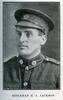 Portrait of E. J. Jackson. Auckland Grammar School chronicle. 1918, v.6, n.2. Image has no known copyright restrictions.