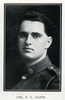Portrait of F. L. Davis. Auckland Grammar School chronicle. 1918, v.7, n.1. Image has no known copyright restrictions.