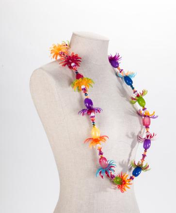 ornament; neck