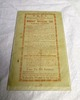 WW1 ephemera; leaflet, YMCA Soldier's Recreation C...