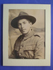 56181 Private Dudley Crawford Perrin, Otago Infantry Regiment, NZEF, WW1 studio portrait . Auckland War Memorial Museum - Tamaki Paenga Hira. 2003.77.7. © Auckland Museum CC BY