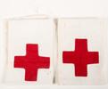 pair of nursing armbands, possibly belonged to Nur...