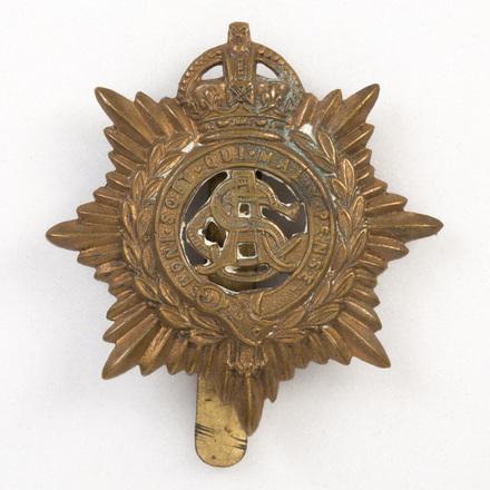 Badge Regimental Collections Online Auckland War Memorial Museum