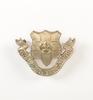 badge, regimental. Loyal North Lancashire Regiment...