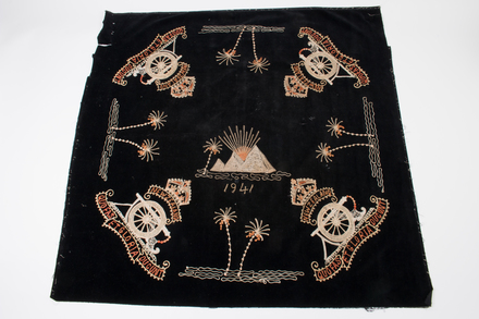 table cloth, souvenir W2727