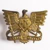 New Zealand regimental badge: 3rd (Auckland) Mount...