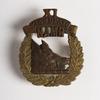 New Zealand regimental badge: North Auckland Mount...