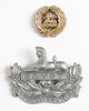 British regimental badge : The Gloucestershire Reg...