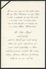 "In memoriam card for ""Te Rangi Atahua Kiniwe Royal, O.B.E., M.C. and Bar. First controller of Maori welfare. Born: 5/11/1892 - Died: 8/7/1965"". Auckland War Memorial Museum - Tamaki Paenga Hira (EPH-MAO-22-1a). This image may be subject to copyright."