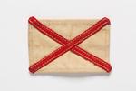 [military] cloth badge [WW1] [WW1] cloth badge; re...