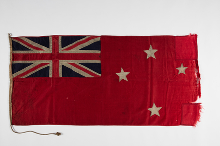 flag, ensign F008