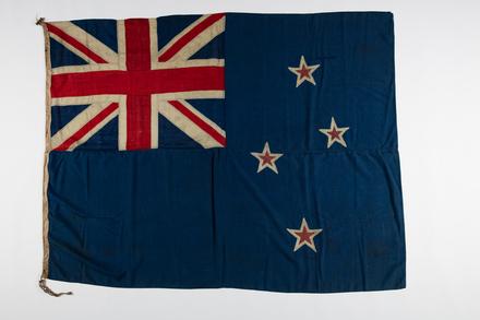 flag, ensign, 1955.44, F041, W1227