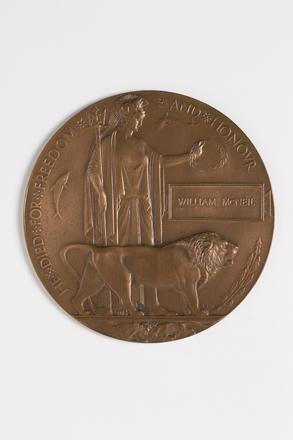 medallion, commemorative 2015.28.2