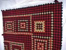 Rug made by a soldier of the 58th Regiment while ...